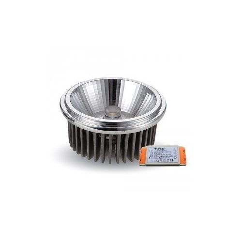 Led spot AR111 20W 12V Beam 40 COB Chip 3000K V-TAC