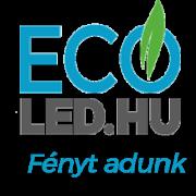 V-TAC 12W LED panel felületre szerelhető - négyzet alakú 3000K