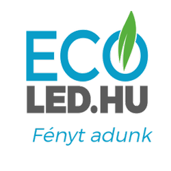20W LED  Reflektor E-széria Fekete 3000K V-TAC