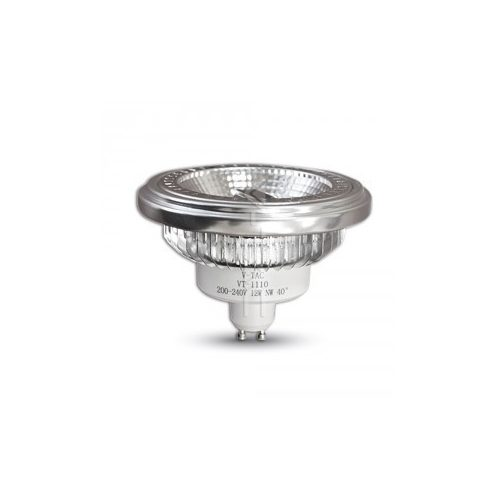 Dimmelhető LED Spotlámpa - AR111 12W GU10 40° Napfény fehér - 7235