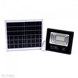 16W Napelemes LED reflektor 4000K - 8574 - V-TAC