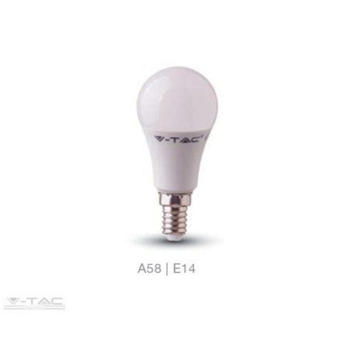 9W LED izzó Samsung chip E14 A60 6400K - PRO116