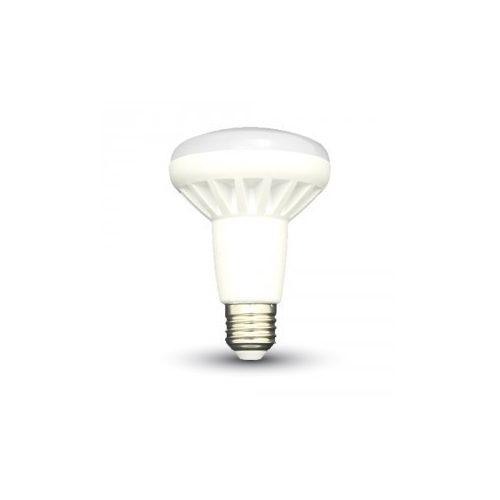 10W V-TAC PRO LED reflektor izzó E27 R80 3000K meleg fehér 5 év garancia