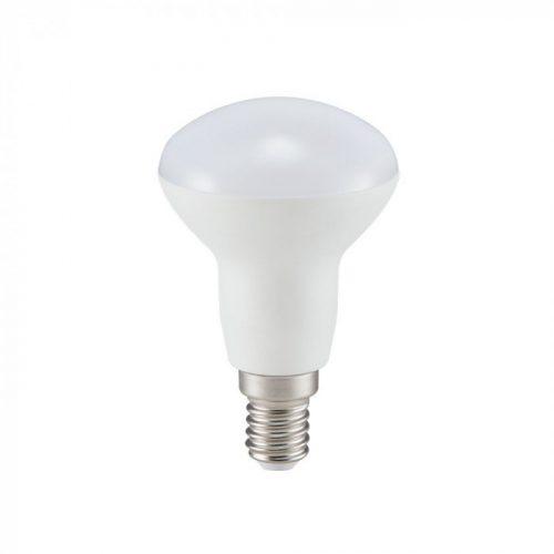6W V-TAC PRO LED izzó E14 reflektor R50 3000K meleg fehér 5 év garancia