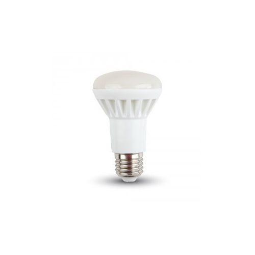 8W V-TAC PRO LED reflektor izzó E27 R63 3000K meleg fehér 5 év garancia
