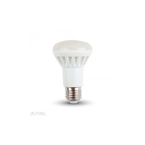 8W LED izzó Samsung chip E27 R63 6400K 5 év garancia - PRO143