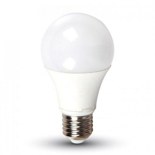 15W V-TAC PRO LED izzó E27 A65 4000K napfény fehér 5 év garancia