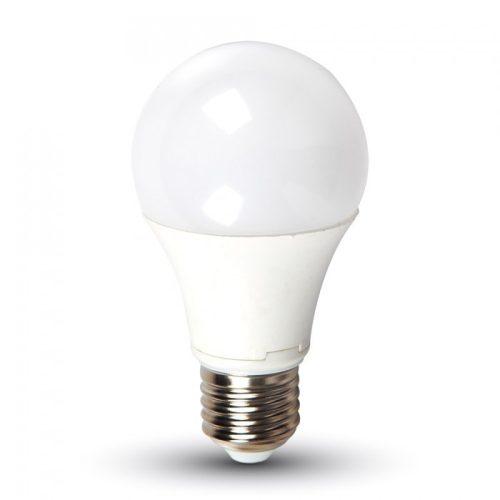 15W V-TAC PRO LED izzó E27 A65 6400K hideg fehér 5 év garancia