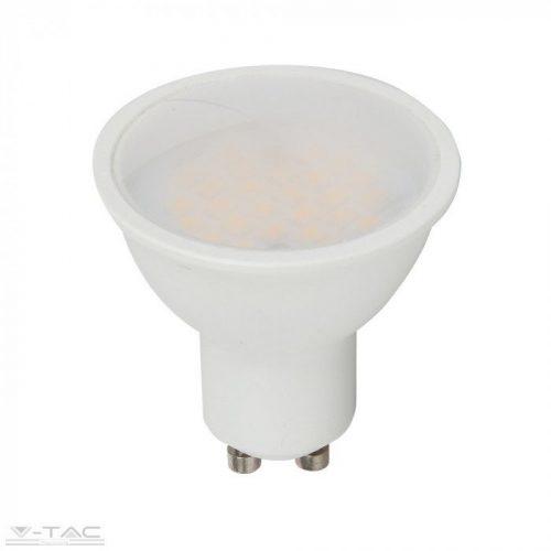 5W LED spotlámpa GU10 lencsés 110° 6400K 5 év garancia V-TAC