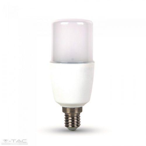 8W LED izzó E14 T37 Samsung chip 6400K - PRO269