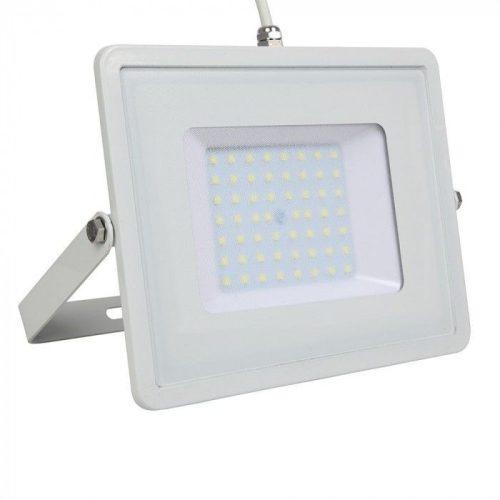 50W LED reflektor Samsung Chip Fehér 3000K V-TAC