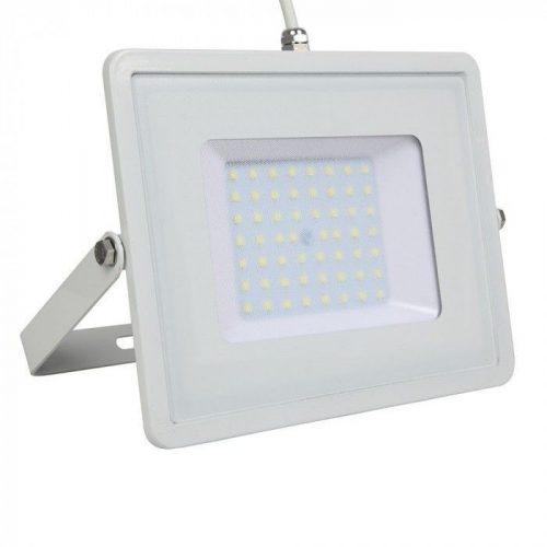 50W LED reflektor Samsung Chip Fehér 6400K V-TAC