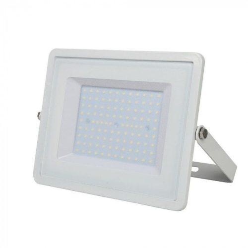 100W LED reflektor Samsung Chip Fehér 3000K V-TAC