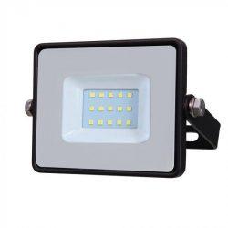 10W LED reflektor Samsung Chip Fekete 4000K V-TAC