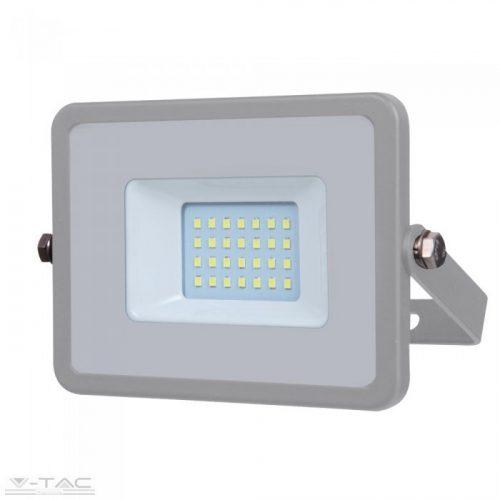 20W LED reflektor Samsung chip szürke 6400K - PRO447