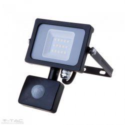 20W Mozgásérzékelős LED reflektor fekete IP65 4000K - PRO452