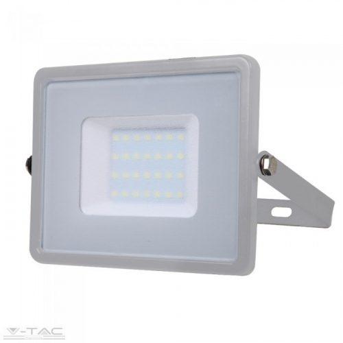 30W LED reflektor Samsung chip szürke 3000K - PRO454