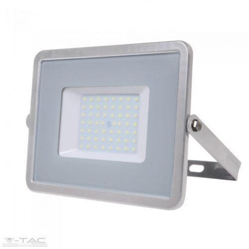 50W LED reflektor Samsung chip szürke 3000K - PRO463