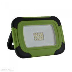 10W LED hordozható/újratölthető reflektor 6400K - PRO503 - V-TAC