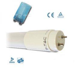 V-TAC LED fénycső 1500mm 22W 4000K Samsung Chip