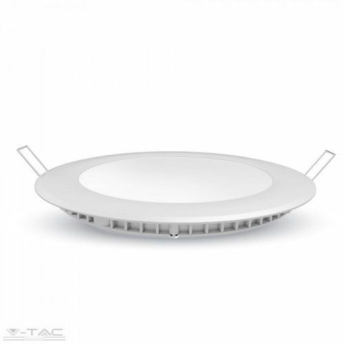 6W Kör Samsung chip Premium LED Panel süllyeszthető 3000K - PRO706 - V-TAC