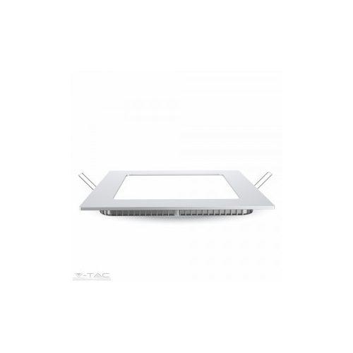 18W Négyszög Samsung chip Premium LED Panel süllyeszthető 3000K - PRO715 - V-TAC