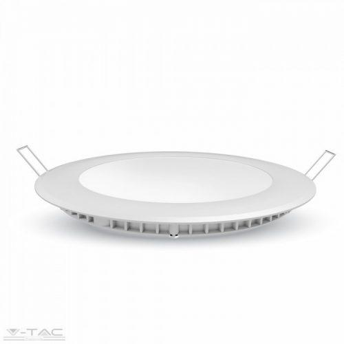 18W Kör Samsung chip Premium LED Panel süllyeszthető 6400K - PRO720 - V-TAC