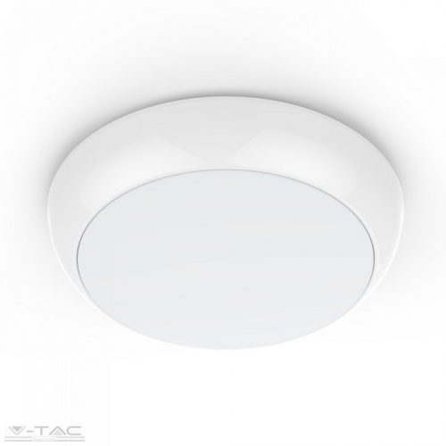 15W LED mennyezeti lámpa Samsung chip mikrohullámú érzékelővel 3000K - PRO803