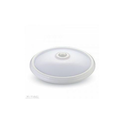12W Mozgásérzékelős mennyezeti lámpa 6400K V-TAC PRO809