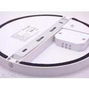 12W LED Mennyezeti lámpa Samsung chip 4000K IP65 - PRO820 - V-TAC