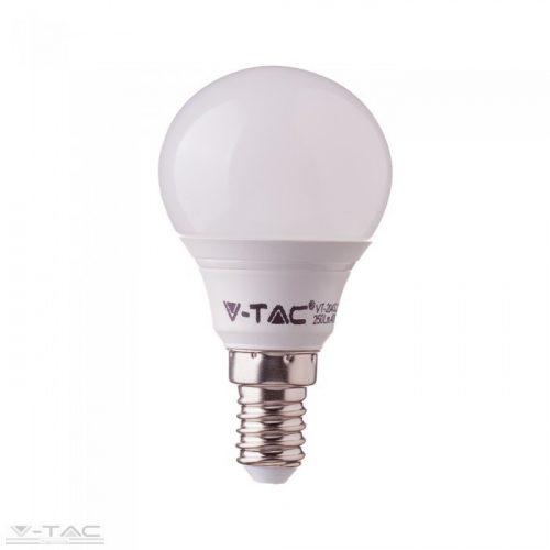 7W LED izzó Samsung chip E14 P45 6400K 5 év garancia - PRO865