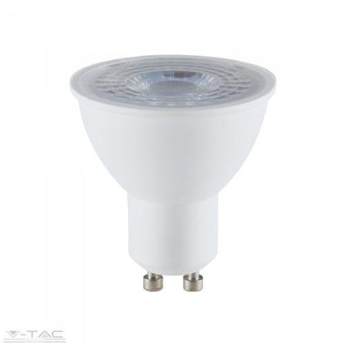 8W LED spotlámpa GU10 lencsés 4000K 110° - PRO873